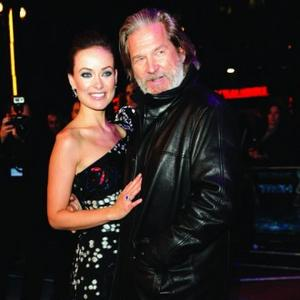 Olivia Wilde And Jeff Bridges Attend UK Tron: Legacy Premiere