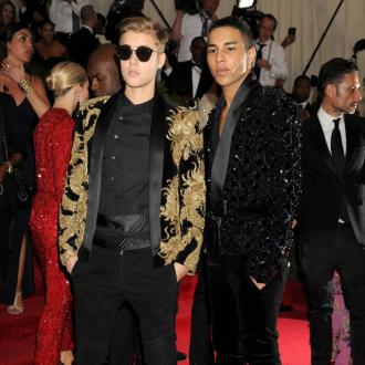 Olivier Rousteing Praises H And M