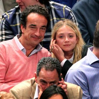 Mary-Kate Olsen has split from Olivier Sarkozy