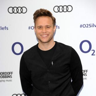 Olly Murs needed a week in bed