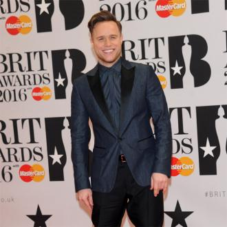 Olly Murs: I don't do public displays of affection