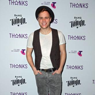 Olly Murs' Mum Sells His Clothes Online