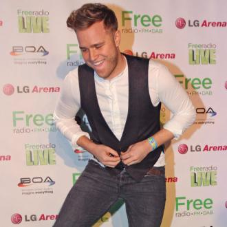 Olly Murs And Carol Vorderman Win 'Rear Of The Year'