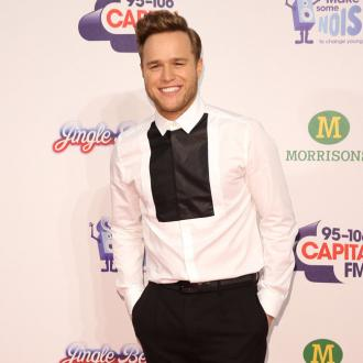 Olly Murs' new figure