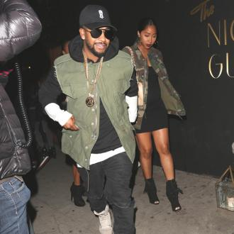Omarion splits from girlfriend
