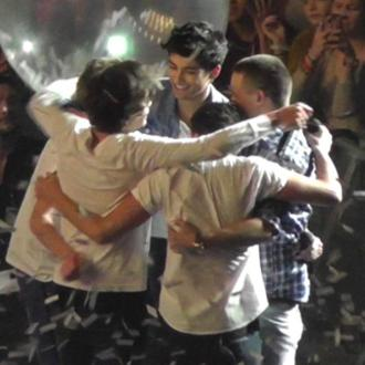 'I love you so much': Harry Styles celebrates One Direction bandmates