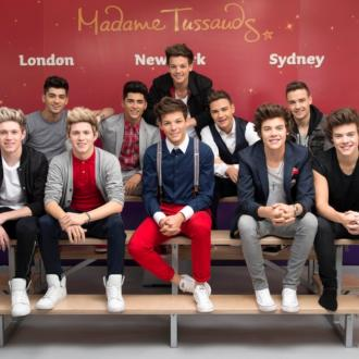 Madame Tussauds removes One Direction waxworks