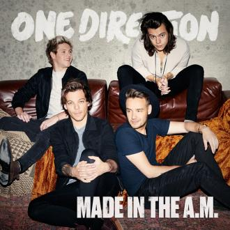 One Direction Announce Fifth Album