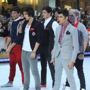 One Direction Win Three 2012 Mtv Video Music Awards