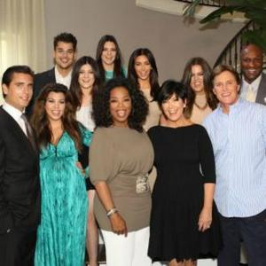 Oprah Winfrey To Appear On Kardashians