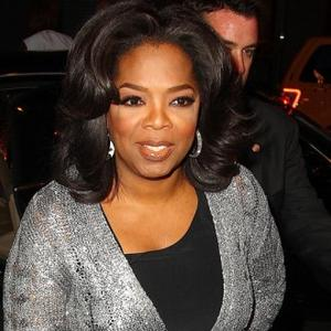 Oprah Winfrey Enjoying Time Off