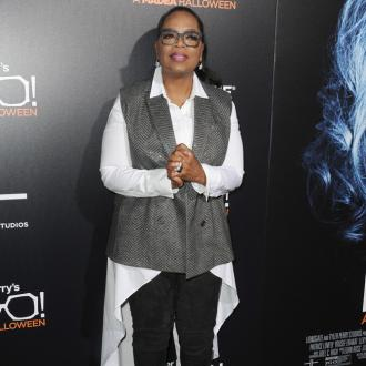 Oprah Winfrey is loving her stress-free life