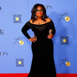 Oprah Winfrey's Golden Globes' nerves