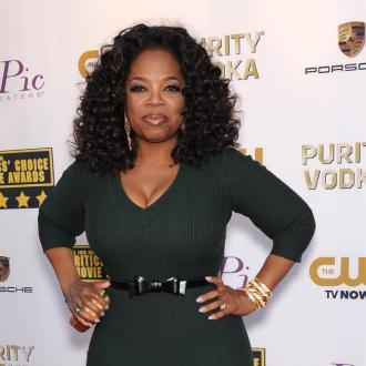 Oprah Winfrey: I'm proud to be happy