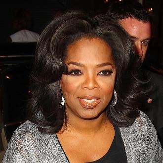 Oprah Winfrey Jokes About Her Large Breasts