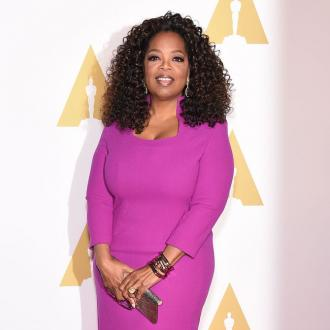Oprah Winfrey Charmed On Set Of The Hundred-foot Journey