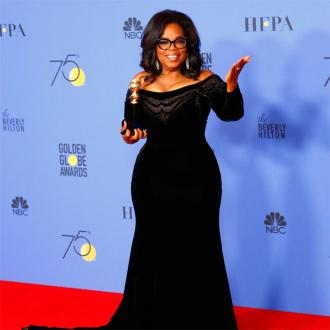 Oprah Winfrey backed for president