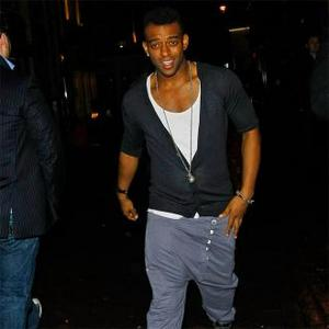 Jls Star Oritse Williams Goes On Tour Diet