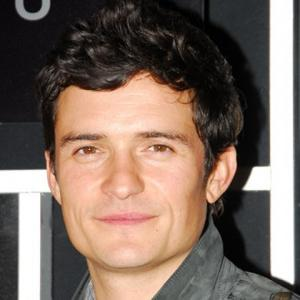 Orlando Bloom To Star In Muskateers Film