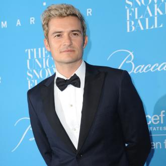 Drama teacher Orlando Bloom