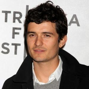 Orlando Bloom Away From Miranda For Valentine's Day