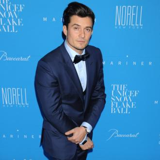 Orlando Bloom found Carnival Row sex scenes 'awkward'