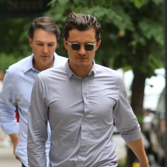 Orlando Bloom Gets Naked In Zulu