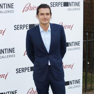 Orlando Bloom 'Taken' With Model
