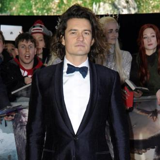 Orlando Bloom's Yoga Date With Demi Moore