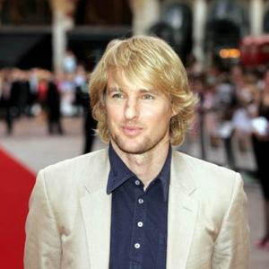 Owen Wilson Captivated By Scene-stealer Son