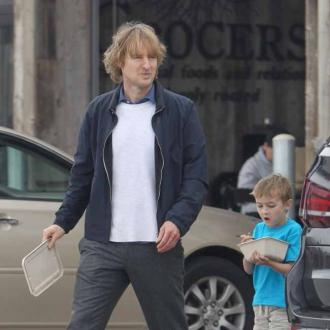 Owen Wilson mocked by sons