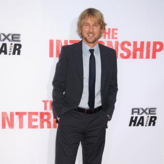 Owen Wilson Plans To Be Hands-on Dad