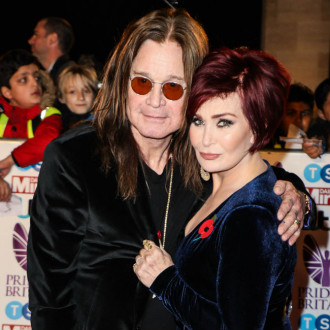 Ozzy and Sharon Osbourne biopic in the works