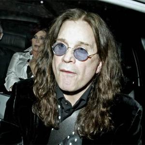Ozzy Osbourne Gives Beggar Jewellery