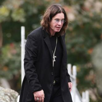 Ozzy Osbourne felt helpless in hospital