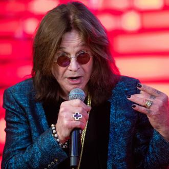 Ozzy Osbourne welcomed album distraction