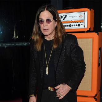 Ozzy Osbourne 'Scared' Granddaughter