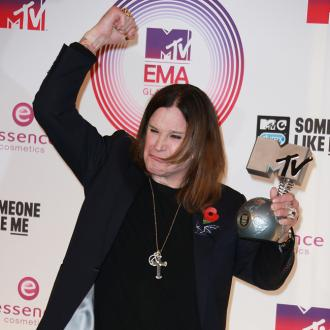 Ozzy Describes Global Icon Win As 'Incredible'