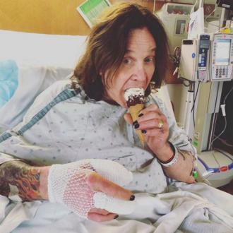 Ozzy Osbourne Taking 'Longer' To Recover Than Expected