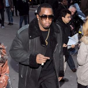 P Diddy 'Rooting For UK'