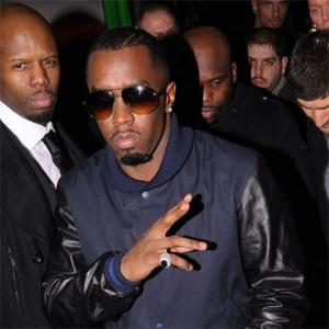 Proud Father P. Diddy