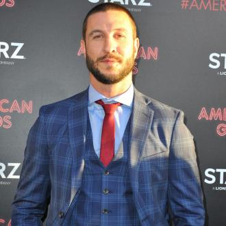 Pablo Schreiber 'loves' working with Chris Evans