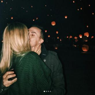 Frankie Muniz engaged