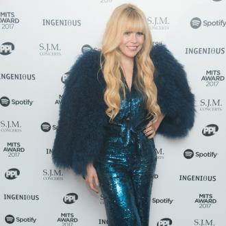 Paloma Faith's wardrobe costs a total of '£20'