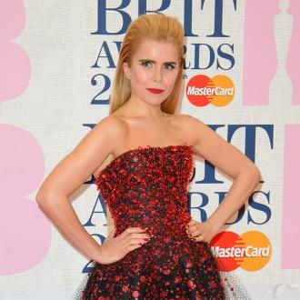 Paloma Faith in the studio with Gary Barlow
