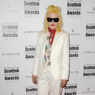 Pam Hogg works '18 hour days'
