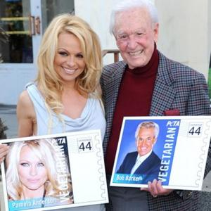 Pamela Anderson Launches Peta Stamps
