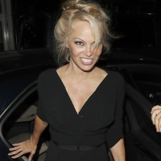 Pamela Anderson doesn't use Instagram for 'personal reasons'