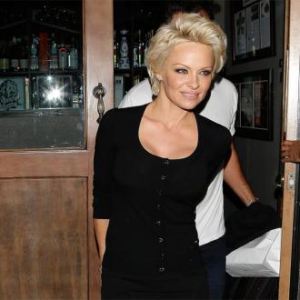 Pamela Anderson Performs Divorce U-turn