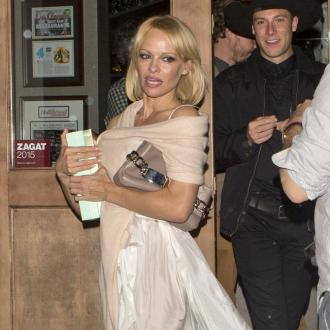 Pamela Anderson Hopes To Be Friends With Rick Salomon
